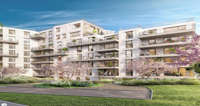Achat / Vente programme immobilier neuf Bobigny à 2 min à pied du tramway T1 (93000) - Réf. 5980