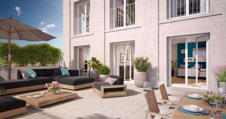 Achat / Vente programme immobilier neuf Bobigny à 5 km des portes de Paris (93000) - Réf. 4973