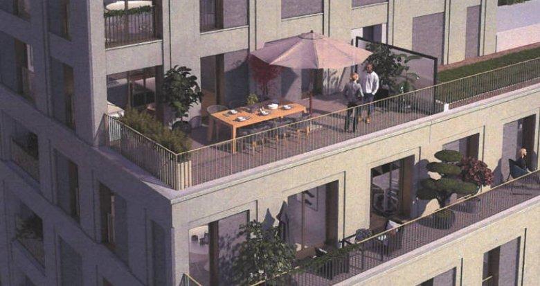 Achat / Vente programme immobilier neuf Bobigny hypercentre (93000) - Réf. 3266