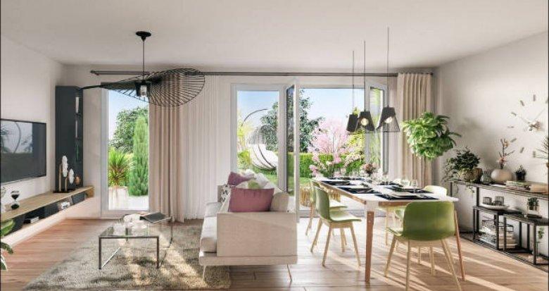 Achat / Vente programme immobilier neuf Boissise-le-Roi proche Orgenoy (77310) - Réf. 5797