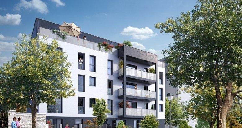 Achat / Vente programme immobilier neuf Boissy-Saint-Léger proche du RER A (94470) - Réf. 1383
