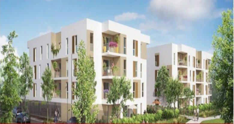 Achat / Vente programme immobilier neuf Bondoufle proche centre-ville (91070) - Réf. 4075