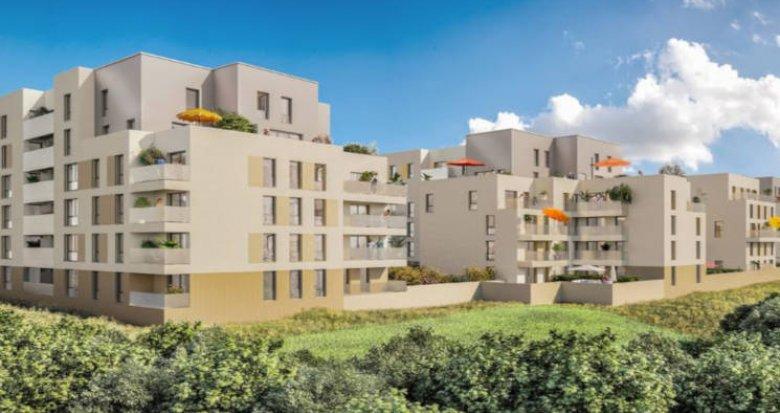 Achat / Vente programme immobilier neuf Bonneuil-sur-Marne proche métro Pointe du Lac (94380) - Réf. 3071