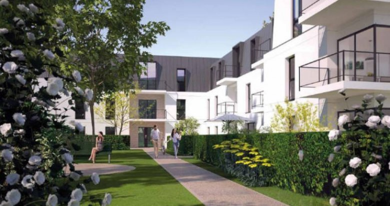 Achat / Vente programme immobilier neuf Bouffémont proche forêt de Montmorency (95570) - Réf. 4165