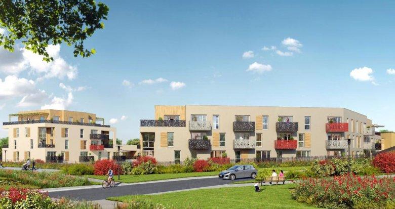 Achat / Vente programme immobilier neuf Bouffemont proche forêt de Montmorency (95570) - Réf. 1229
