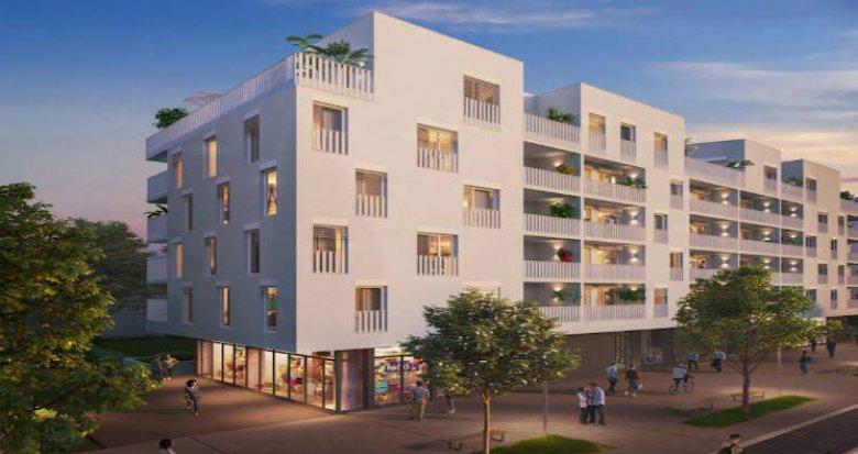 Achat / Vente programme immobilier neuf Brétigny-sur-Orge éco-quartier Clause-Bois Badeau (91220) - Réf. 4458