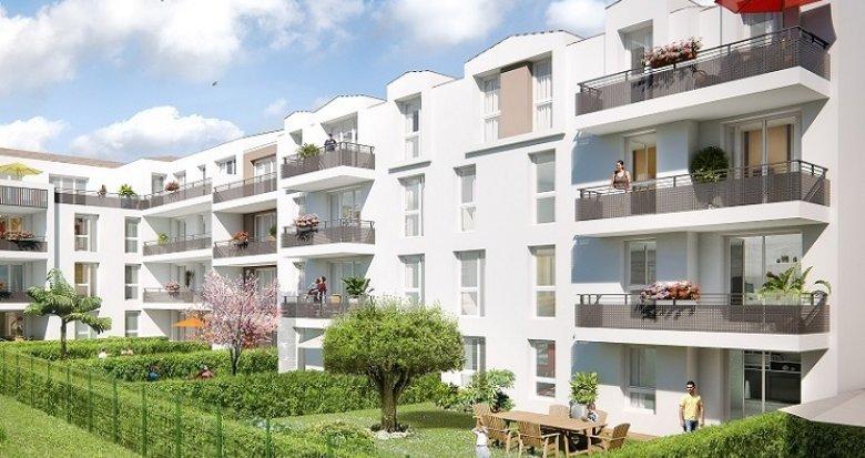 Achat / Vente programme immobilier neuf Brie-Comte-Robert proche centre-ville (77170) - Réf. 3974