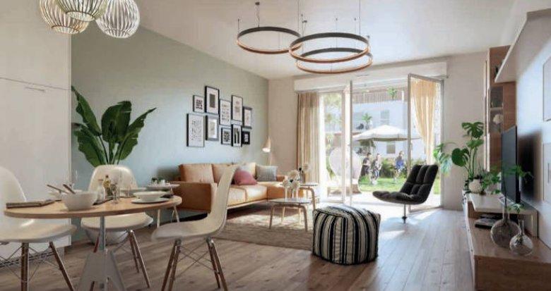 Achat / Vente programme immobilier neuf Brou-sur-Chantereine proche des commerces (77177) - Réf. 5399