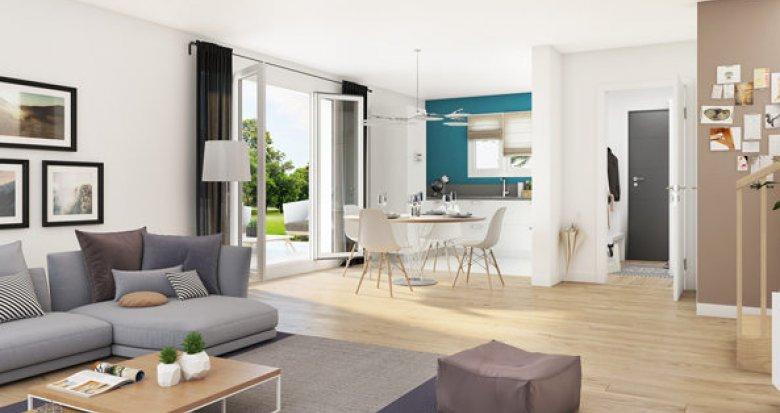 Achat / Vente programme immobilier neuf Bruyères-le-Châtel nouveau quartier (91680) - Réf. 602
