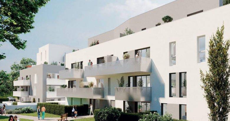 Achat / Vente programme immobilier neuf Bruyères-le-Châtel quartier Croix de l'Orme (91680) - Réf. 4787
