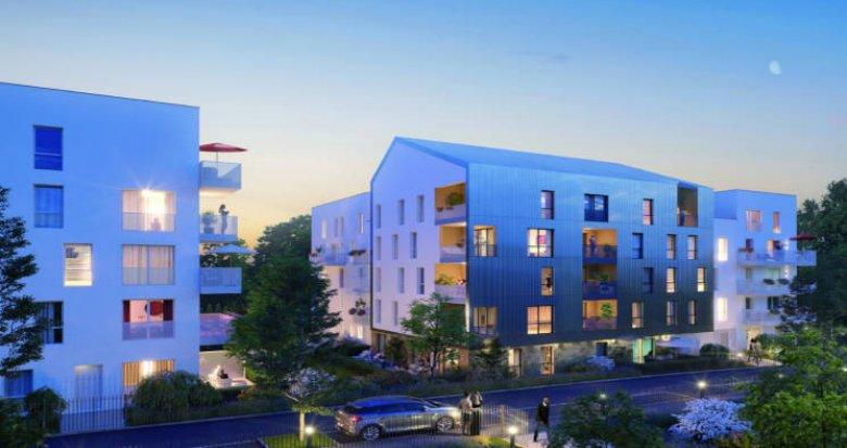 Achat / Vente programme immobilier neuf Champigny-sur-Marne Gare Boullereaux (94500) - Réf. 4480