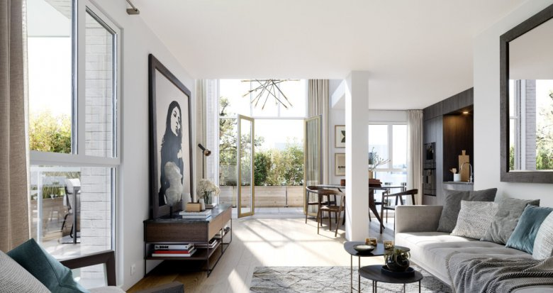Achat / Vente programme immobilier neuf Champs-sur-Marne proche Cité Descartes (77420) - Réf. 6123