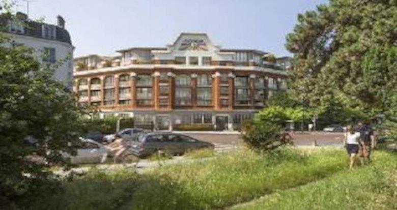Achat / Vente programme immobilier neuf Charenton-le-Pont à 350 m du métro 8 (94220) - Réf. 5579