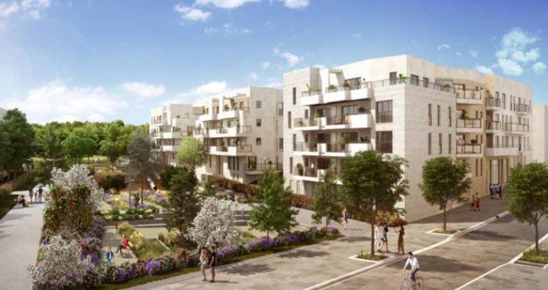Achat / Vente programme immobilier neuf Châtenay-Malabry écoquartier Lavallée (92290) - Réf. 3837