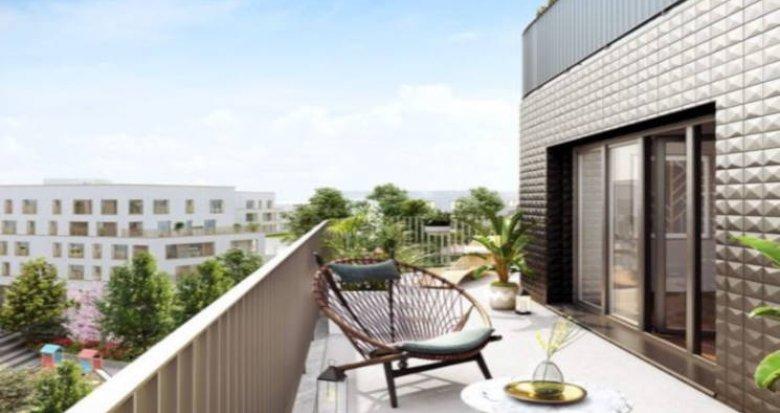 Achat / Vente programme immobilier neuf Châtenay-Malabry proche parc (92290) - Réf. 3819
