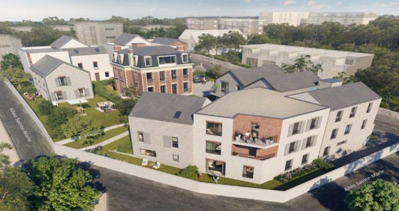 Achat / Vente programme immobilier neuf Chaville à 500m de la gare Rive Droite (92370) - Réf. 5466
