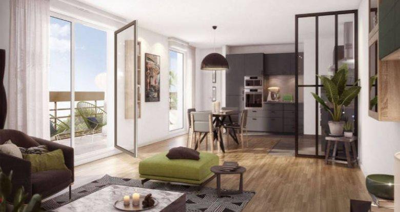 Achat / Vente programme immobilier neuf Chaville au cœur du quartier Atrium (92370) - Réf. 4974