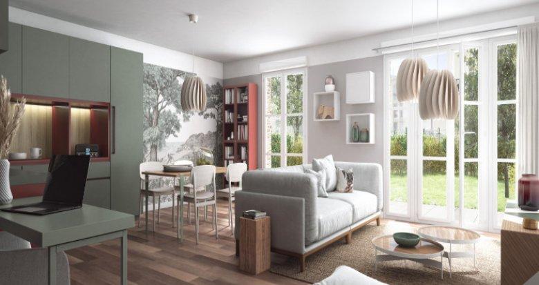 Achat / Vente programme immobilier neuf Chelles proche de la gare Chelles Gournay (77500) - Réf. 5467