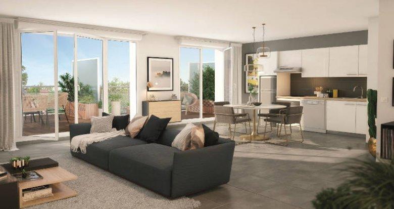 Achat / Vente programme immobilier neuf Chennevières-sur-Marne proche des bords de Marne (94430) - Réf. 4340