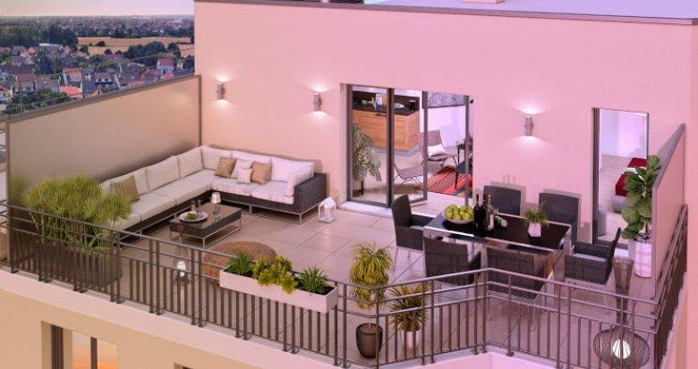 Achat / Vente programme immobilier neuf Chennevières-sur-Marne quartier pavillonnaire (94430) - Réf. 5877