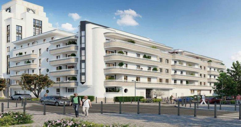 Achat / Vente programme immobilier neuf Chessy à 500 mètres du RER (77700) - Réf. 4845