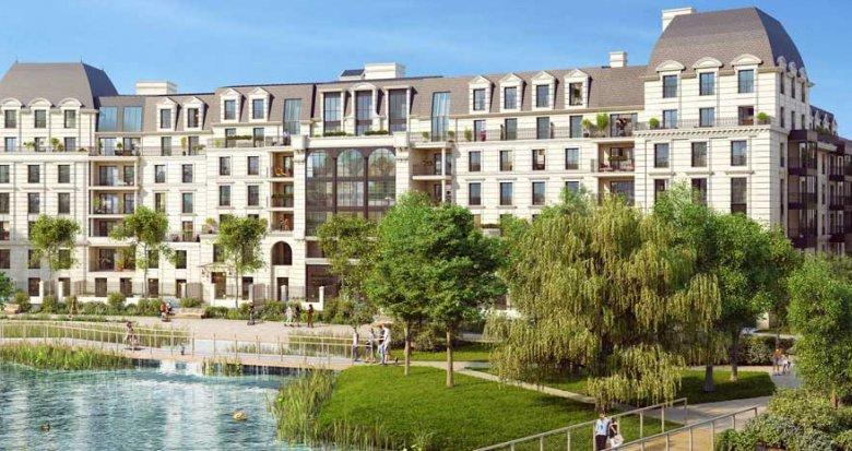 Achat / Vente programme immobilier neuf Clamart quartier Panorama (92140) - Réf. 3567