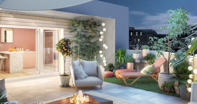 Achat / Vente programme immobilier neuf Claye-Souilly ZAC Bois des Granges (77410) - Réf. 3973