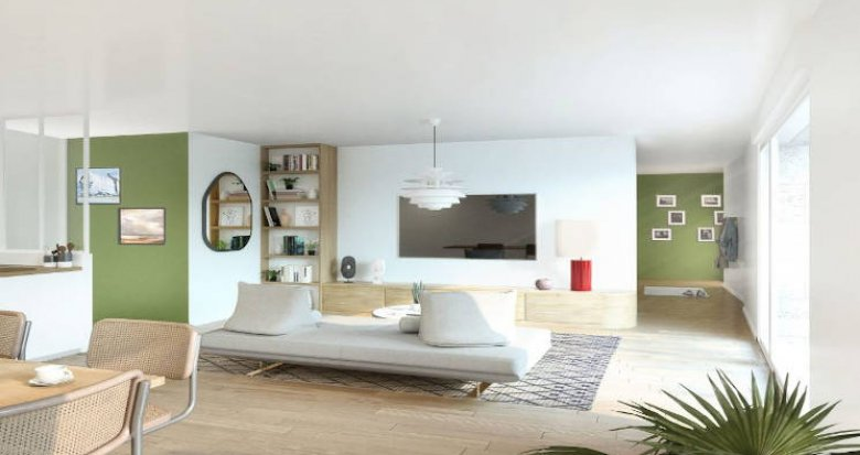 Achat / Vente programme immobilier neuf Clichy au pied des transports (92110) - Réf. 4710