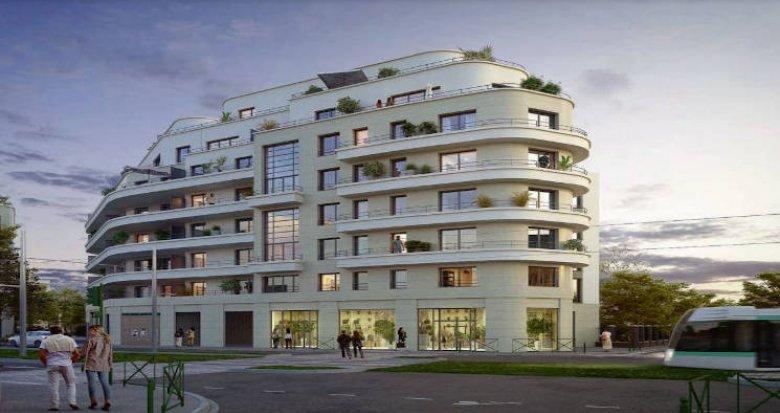 Achat / Vente programme immobilier neuf Colombes à 500 mètres du tramway (92700) - Réf. 4319