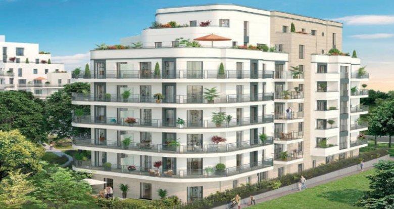 Achat / Vente programme immobilier neuf Colombes proche Tramway T1 et Transilien J (92700) - Réf. 5701