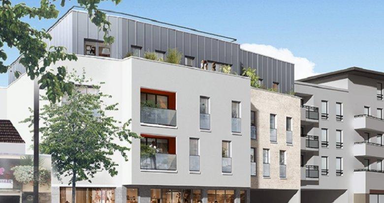 Achat / Vente programme immobilier neuf Combs-la-Ville proche RER D (77380) - Réf. 2432