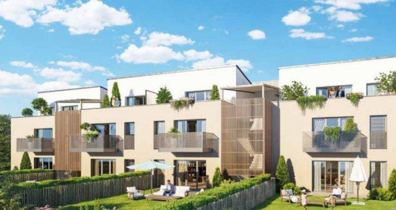 Achat / Vente programme immobilier neuf Conflans-Sainte-Honorine à 600 m de la gare (78700) - Réf. 4776