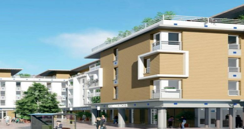 Achat / Vente programme immobilier neuf Cormeilles-en-Parisis proche gare (95240) - Réf. 5094