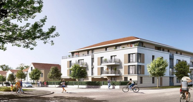 Achat / Vente programme immobilier neuf Cormeilles en Parisis secteur des Bois Rochefort (95240) - Réf. 162