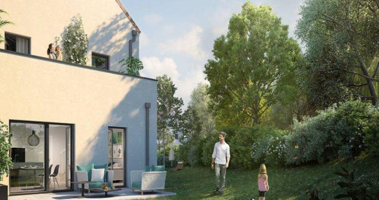 Achat / Vente programme immobilier neuf Coupvray à 8 minutes du Val d'Europe (77700) - Réf. 4353