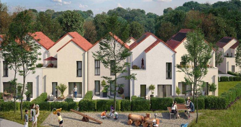 Achat / Vente programme immobilier neuf Coupvray proche cœur de ville (77700) - Réf. 4394