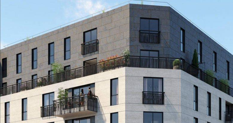 Achat / Vente programme immobilier neuf Courbevoie à 10 min des gares (92400) - Réf. 5053