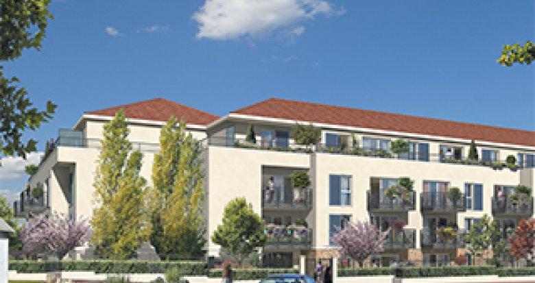 Achat / Vente programme immobilier neuf Courcouronnes plein centre-ville (91080) - Réf. 1283
