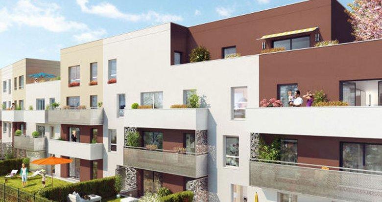 Achat / Vente programme immobilier neuf Courtry Proche Hôtel de Ville (77181) - Réf. 473