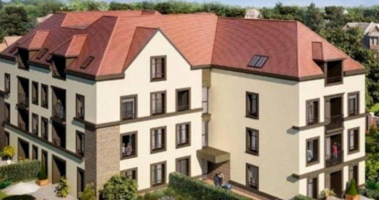 Achat / Vente programme immobilier neuf Dammarie-les-Lys hypercentre (77190) - Réf. 3074