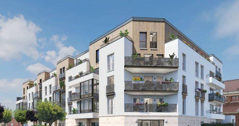 Achat / Vente programme immobilier neuf Drancy centre-ville (93700) - Réf. 6289