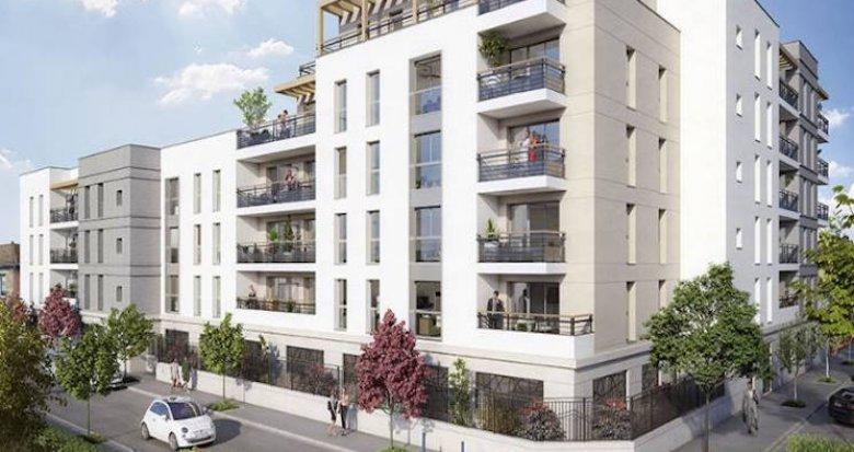 Achat / Vente programme immobilier neuf Drancy proche commerces et transports (93700) - Réf. 5017