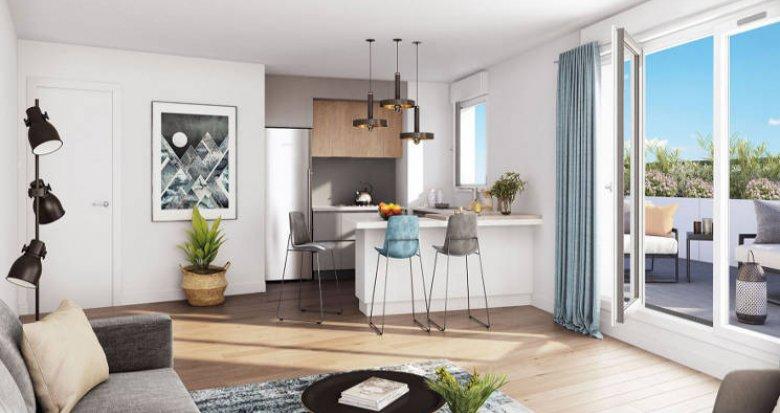Achat / Vente programme immobilier neuf Drancy proche futur ligne de métro 5 et 15 (93700) - Réf. 4818