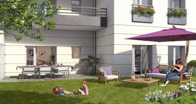 Achat / Vente programme immobilier neuf Drancy quartier de la Muette (93700) - Réf. 5131