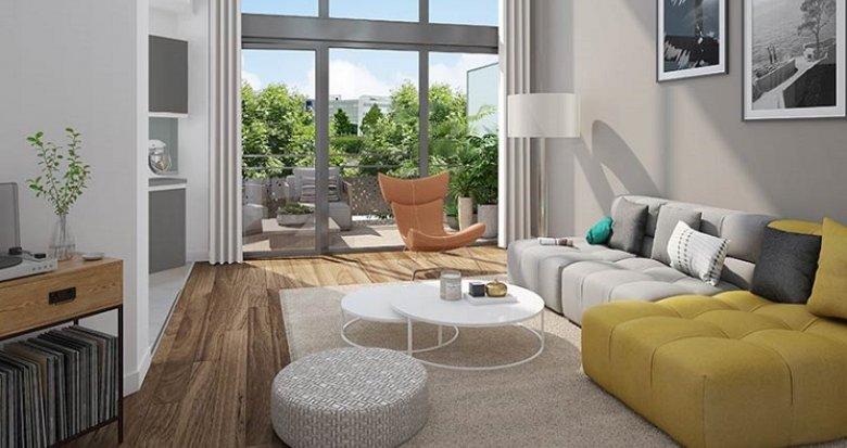Achat / Vente programme immobilier neuf Elancourt belle résidence avec extérieurs (78990) - Réf. 5087