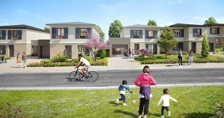 Achat / Vente programme immobilier neuf Elancourt proche de toutes les commodités (78990) - Réf. 1294