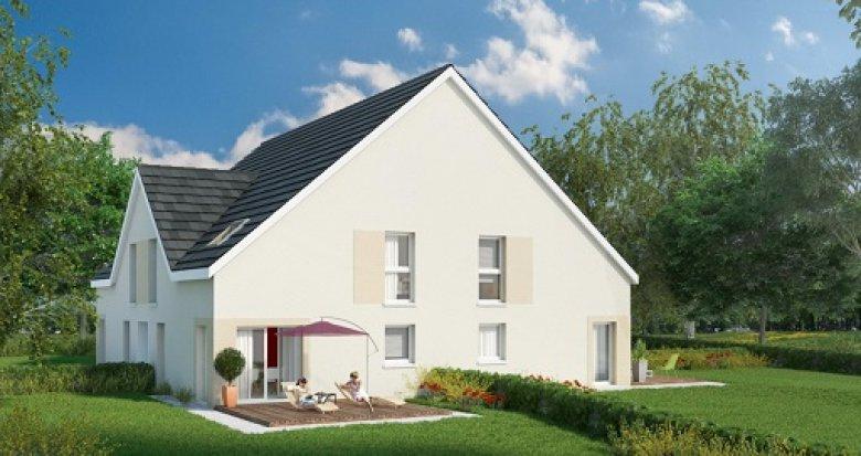 Achat / Vente programme immobilier neuf Elancourt proche de Trappes (78990) - Réf. 2412