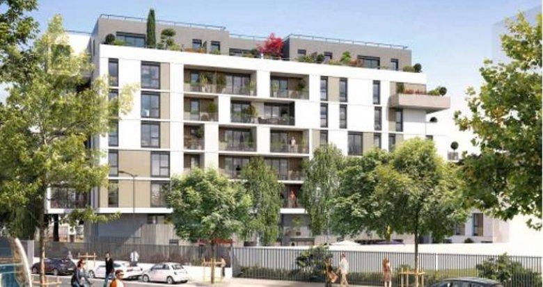 Achat / Vente programme immobilier neuf Epinay-sur-Seine au centre, proche du tramway 8 (93800) - Réf. 379