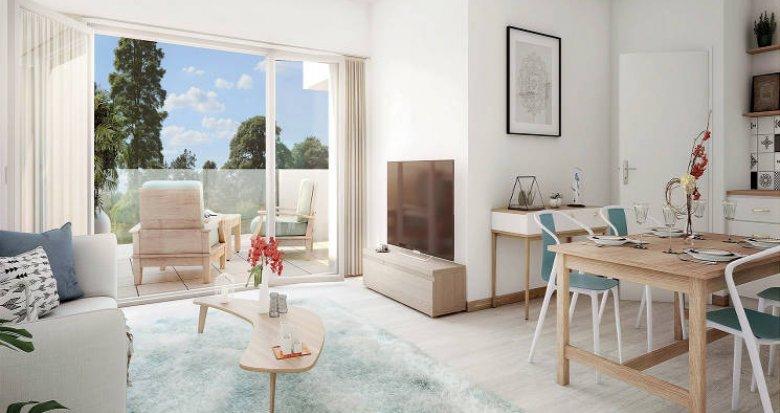 Achat / Vente programme immobilier neuf Epône à quelques pas de la Mauldre (78680) - Réf. 5554
