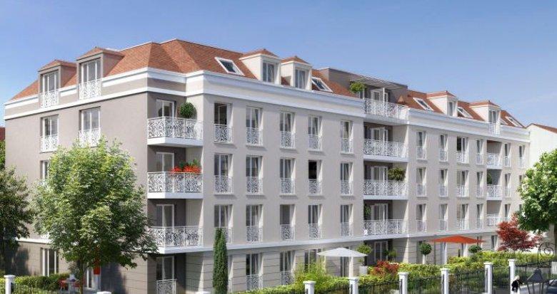 Achat / Vente programme immobilier neuf Esbly proche SNCF (77450) - Réf. 373